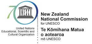 UNESCO Logo 70th anniversary