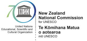 UNESCO Logo 70th anniversary